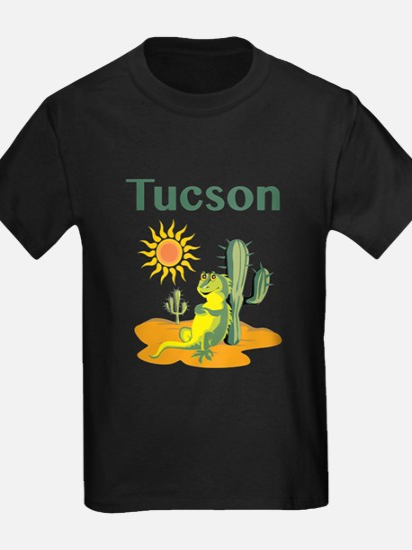 Tucson Lizard under Cactus T-Shirt