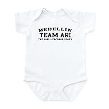 Team Ari - Medellin Infant Bodysuit