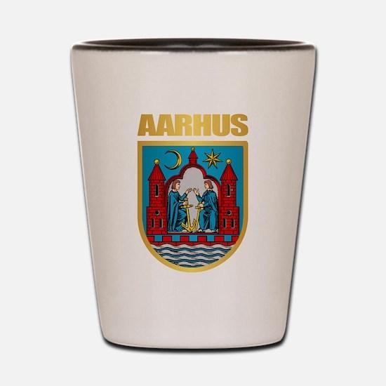 Aarhus Shot Glass