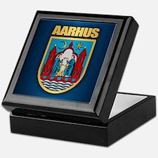 Aarhus Keepsake Box
