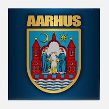 Aarhus Tile Coaster