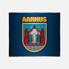 Aarhus Throw Blanket