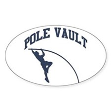 Vaulting Decal