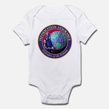 Information Assurance Infant Bodysuit