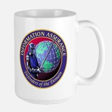 Information Assurance Large Mug Mugs