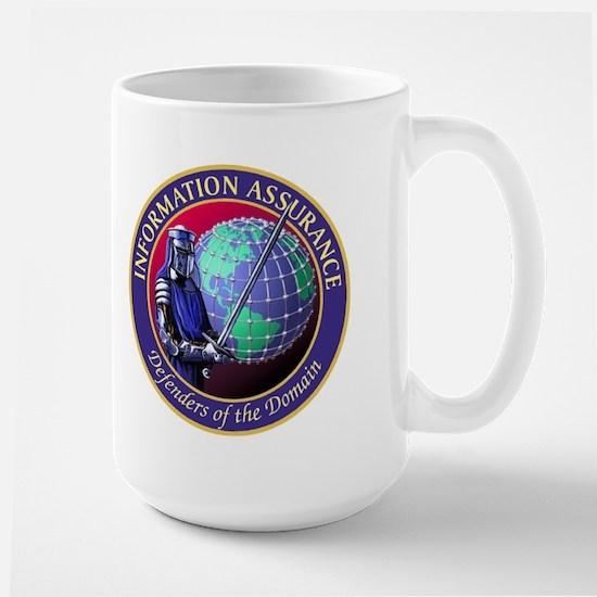 Information Assurance Large Mug Mugs