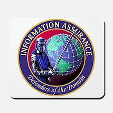 Information Assurance Mousepad