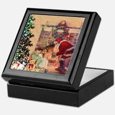 The Night Before Christmas Keepsake Box