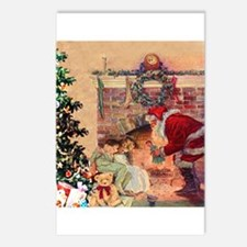The Night Before Christma Postcards (Package of 8)