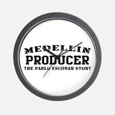 Producer - Medellin Wall Clock