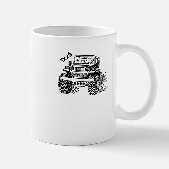 Doc's Jeep Mugs