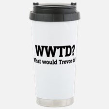 What would jesus do Travel Mug