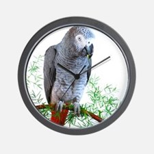 African Grey and Greens