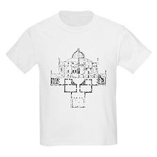 Andrea Palladio Villa Rotunda T-Shirt