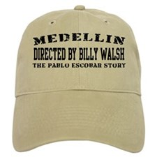 Directed By Billy Walsh Baseball Cap