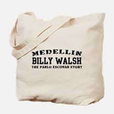 Billy Walsh - Medellin Tote Bag