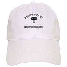 Property of a Cosmologist Baseball Cap