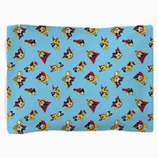 MIGHTY MOUSE Pillow Sham
