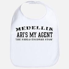 Ari's My Agent - Medellin Bib