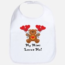 My Mimi Loves Me! Bib