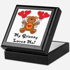 My Granny Loves Me! Keepsake Box