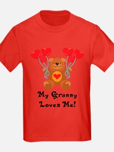 My Granny Loves Me! T