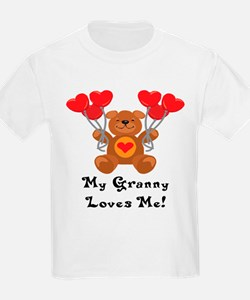 My Granny Loves Me! T-Shirt