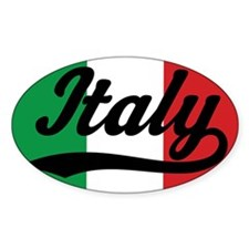 Funny Italy Decal