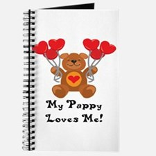 My Pappy Loves Me! Journal