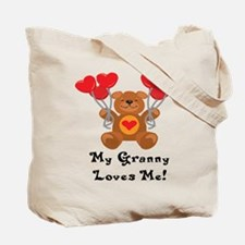 My Pappy Loves Me! Tote Bag