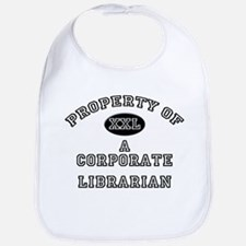 Property of a Corporate Librarian Bib