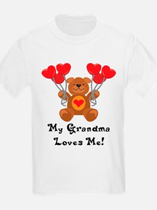 My Grandma Loves Me! T-Shirt
