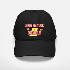 cornhole Baseball Hat