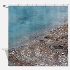 Ancient Waters Shower Curtain
