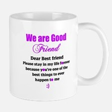 Good Friend Mugs