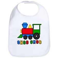 Choo Choo Train Bib