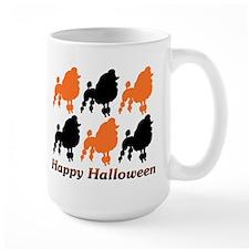 Halloween Poodles Mug