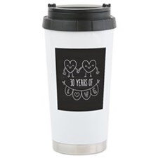 30th Anniversary Gift C Travel Mug