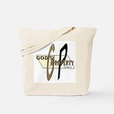 God's Property Tote Bag