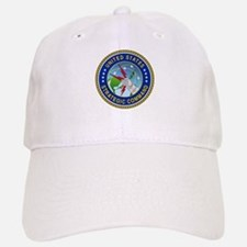 U S Strategic Command Logo Baseball Baseball Cap