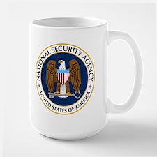 National Security Agency MugMugs