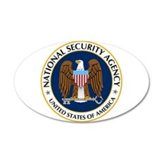 National Security Agency Wall Decal