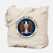 National Security Agency Tote Bag
