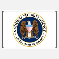 National Security Agency Banner