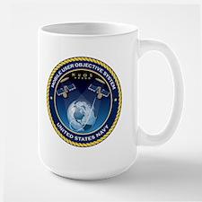 Muos-5 Large Mug Mugs