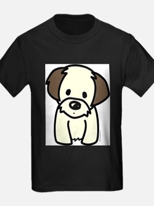 Unique Kids dog T