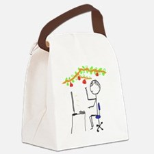 Cute Expressions and sayings Canvas Lunch Bag