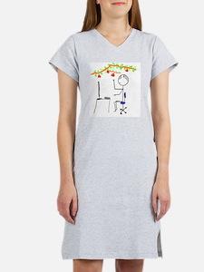 Cute Business Women's Nightshirt