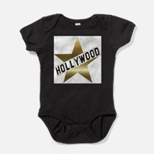 Cute Hollywood Baby Bodysuit