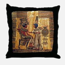 Unique Egyptian flag Throw Pillow